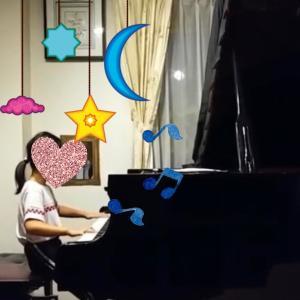 大好きな曲を練習中〜♪(๑ᴖ◡ᴖ๑)♪〈動画〉