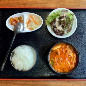 それなりの韓国料理ランチを宮家で食べる@日暮里
