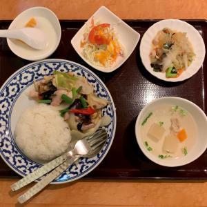 気軽に食べられるチャオタイのタイランチ@有楽町