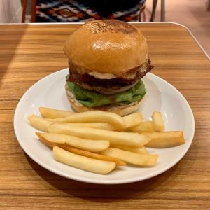 CRANEのハンバーガーとミルクシェイクを楽しむ@末広町