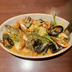 ボリュームのあるイタリアンをヴィヴァーチェで食べる@恵比寿