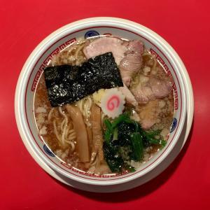 ソラノイロで味わい深い中華そばを食べる@池袋