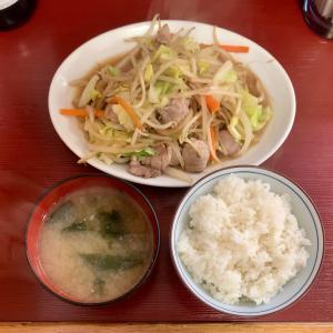 だるまや食堂で家庭的な味の定食を楽しむ@田端