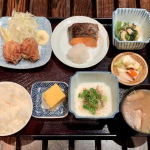 葱や平吉で夜の定食とつまみを楽しむ@渋谷