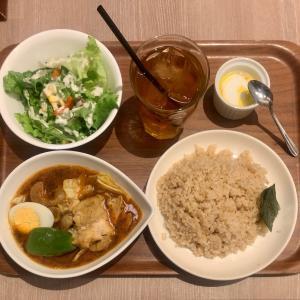 心で食べるお得なスープカレーランチ@秋葉原