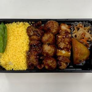 鶏撰の焼鳥弁当を食べてみた@新宿