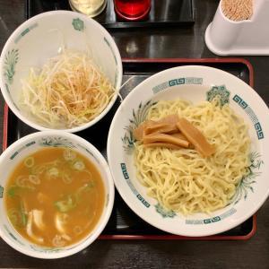 日高屋のアッサリした和風つけ麺を味わう@秋葉原
