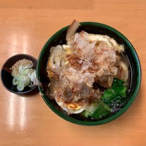 いらっしゃいで美味しい関西風うどんを味わう@入谷