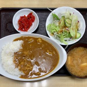 動坂食堂でカレーを食べてみた@田端