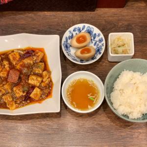 雲林坊の刺激的な麻婆豆腐をランチで食べる@川口