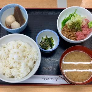 ときわで日替りの特別定食を楽しむ@田端