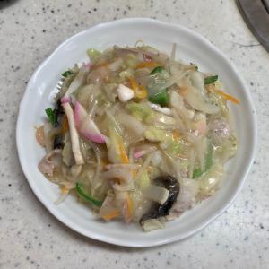 長崎で甘みのある皿うどんを味わう@東十条