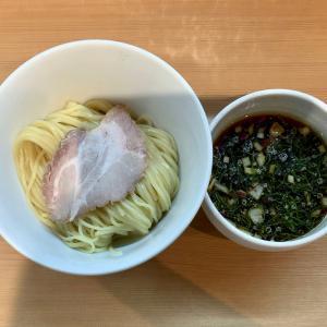 田じまで上質のつけ麺を味わう@渋谷