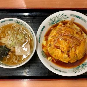 日高屋の天津飯を味わってみた@東十条