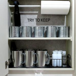 【100均】洗面台収納にひと工夫!キレイの秘訣