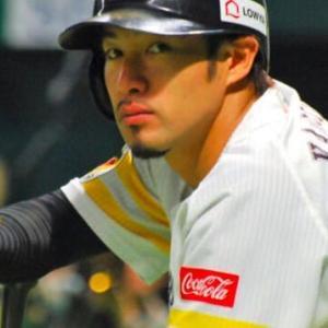 【柳田悠岐】.387 堂林翔太.323 ←今年2人の4割打者が誕生する可能性がある