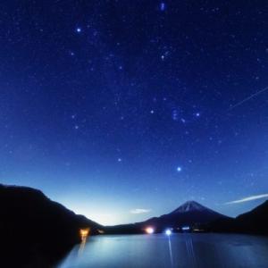 【ふたご座流星群】関東では1時間に50個以上の流れ星も 13日夜が絶好の観測日和