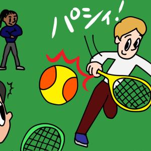 マイキーのテニスはトップスピンプロで改善するのか!?