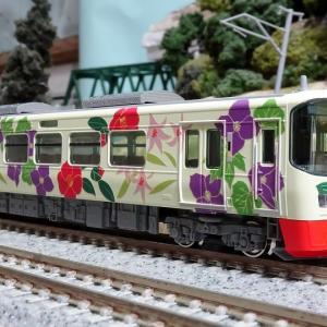 えちごトキめき鉄道「3市の花号」(ET122-8)