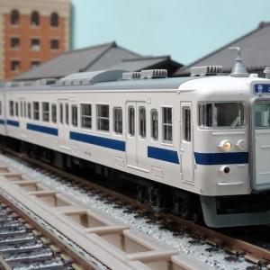見事な出来栄え!KATO 415系 (常磐線・新色) 入線