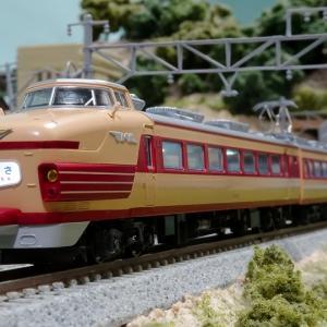 【鉄道模型】昭和な中央本線 優等列車