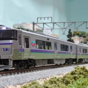 JR北海道 733系1000番台と3000番台