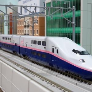 E4系新幹線「Maxとき」 再生産されました!!