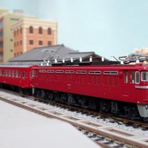 EF71牽引の50系客車