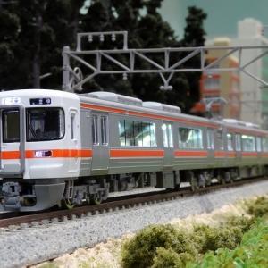 TOMIX JR313-5000系 6両+2両編成で運用中!