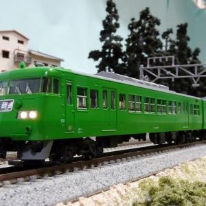 117系京都地域色タイプ 6両セット
