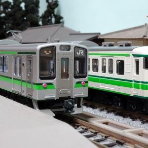 新潟地区の普通列車 E127系0番台&115-1000系 二次新潟色