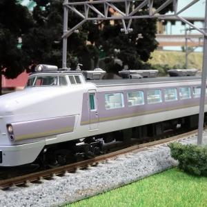 JR 485系特急「ひたち」セットBを整備