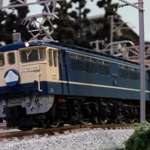 EF65-1000 & 24系25形 寝台特急「富士」