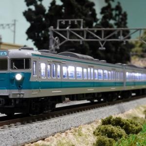 国鉄113-0系 阪和線快速