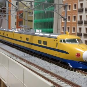 922系10番台電気軌道総合試験車 ドクターイエロー
