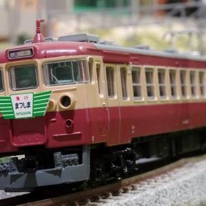 国鉄451系 急行「まつしま」 東北本線を一路 仙台へ