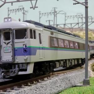 JR北海道 キハ183系 特急「オホーツク」