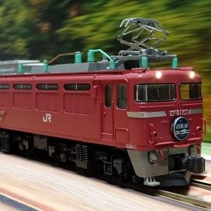 RM MODELS の付録で鉄道模型を流し撮り♪
