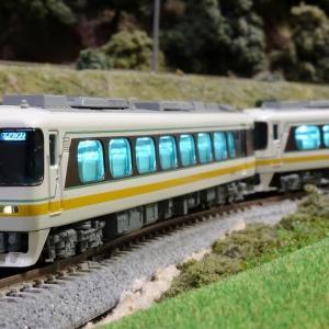 名鉄最後の気動車特急 キハ8500系 特急「北アルプス」