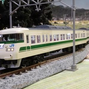 JR 117-300系福知山色 室内灯を搭載!
