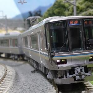 020F JR 223-2000系(快速・6両編成)