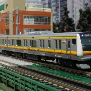 【新車入線】E233系 8000番台 南武線