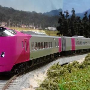 【新車入線】キハ261系5000番台 はまなす
