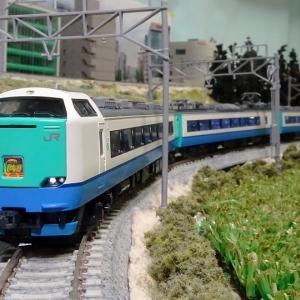 029F JR東日本 485-3000系上沼垂色 特急「いなほ」