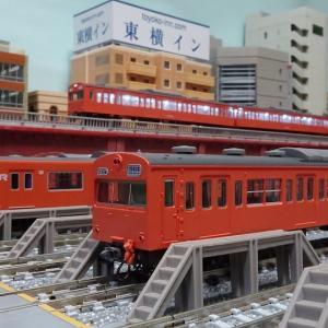 042F 103系大阪環状線 ー懐かしい風景を思い出すー