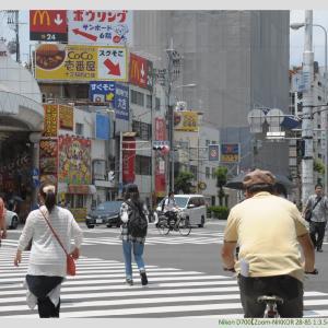 カメラ片手にぶらり駅前探検 NO.3 阪急十三駅編
