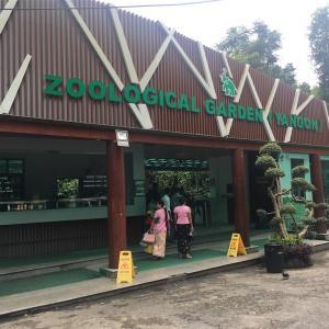 【5日目】ヤンゴン動物園は超近い