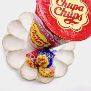 【ファミマ】パケ買い「チュッパチャプス」のストロベリードリンク&大人気「いちごミルク」♪