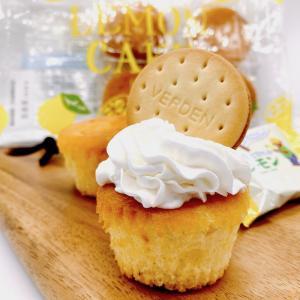 【KALDI】かわいいレモンのお菓子たち♡「LEMON CAKE」「豆乳ビスケットレモン」