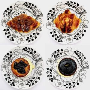 【スタバ】プリンチ秋の新作!マロンクリームとカシスのコルネッティ&赤桃のタルトなど♪